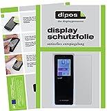 dipos I 3X Schutzfolie matt passend für Stromer ST2 Omni-Display Folie Displayschutzfolie