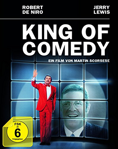 King of Comedy (Mediabook + Original Kinoplakat) [Blu-ray] [Limited Edition]