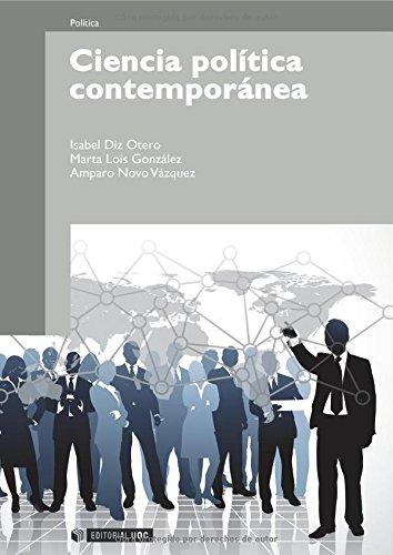 Ciencia política contemporánea (Manuales) por Isabel Diz Otero