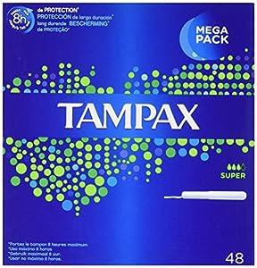 Tampax Super Tampons, 50 g
