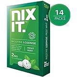 Nixit Nicotine Lozenge - 2Mg -10 Lozenges Per Pack X 14