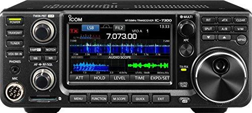 ICOM IC-7300 RICETRASMETTITORE HF50MHz Garanzia Ufficiale Italiana