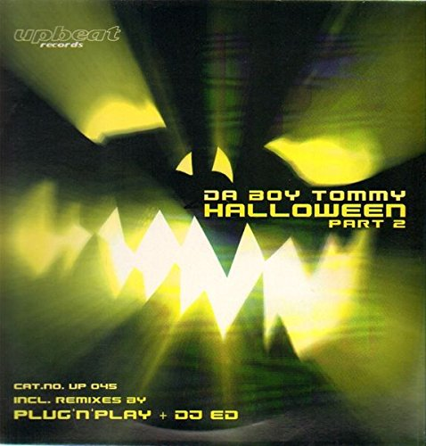 Halloween part 2 (Plug'n'Play Remix, 1999/2000) [Vinyl Single]