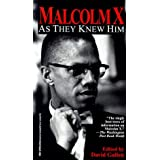 Malcolm X: As They Knew Him by David Gallen (1995-12-30)
