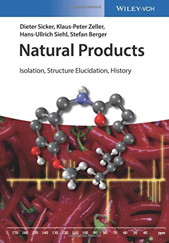 Natural Products: Isolation, Structure Elucidation, History