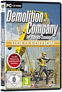 Demolition Company: Der Abbruch Simulator -  Gold Edition