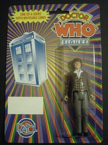 Vintage 4th Doctor Who action figure (Tom baker) Dapol
