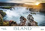 Island 2018: Großer Foto-Wandkalender mit Bildern von der Insel der vielen Vulkane. Travel Edition mit Jahres-Wandplaner. PhotoArt Panorama Querformat: 58x39 cm - Korsch Verlag