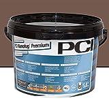 PCI Nanofug Premium Variabler Flexfugenmörtel 5 kg/ Eimer mittelbraun