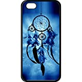 Coque apple iphone 5c attrape rêve blue