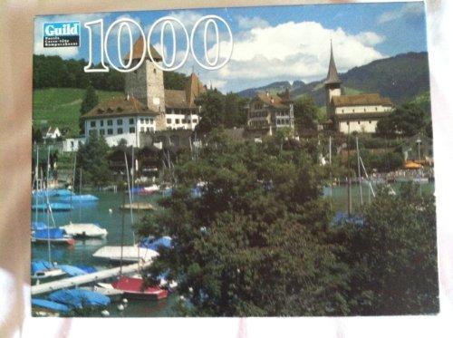 Guild 1000 Piece Puzzle Berner Oberland, Switzerland
