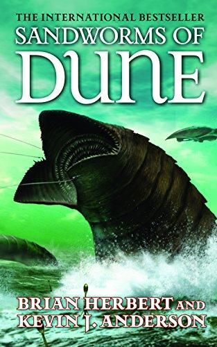 Sandworms of Dune por Brian Herbert