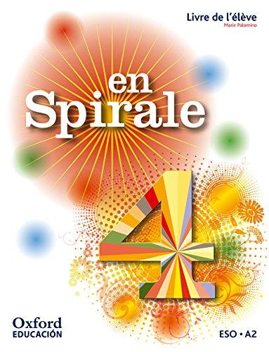 En spirale 4: Livre de l'Élève