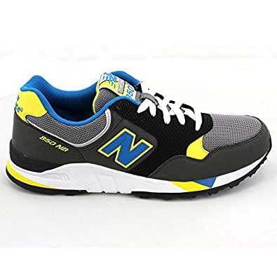New Balance Homme 850 Trainers, Gris, 40.5