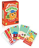 Nathan - 31427 - 'Lièvres Contre Tortues' Card Game [English Language Not Guaranteed]