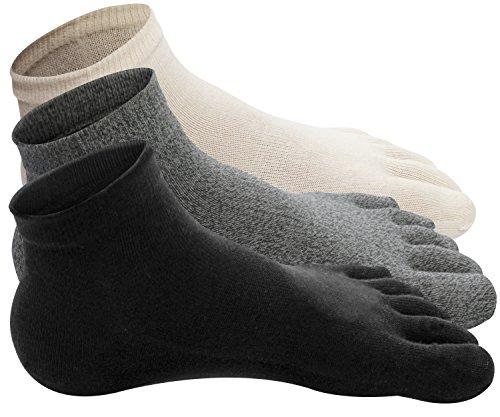 traveler-chaussettes-doigts-en-100-coton-femme-hautes-chaudes-douces-equitation-epaisses-sport-invis