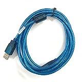 USB Kabel Drucker Scanner Anschluss komp. für Epson Expression XP-312