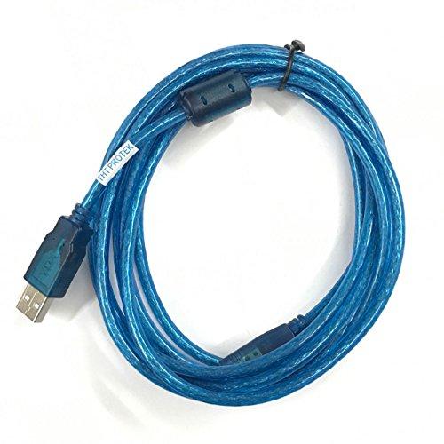 USB Kabel Drucker Scanner Anschluss komp. für Epson Dot-Matrix WT7900 - Drucker, Dot-matrix-zubehör