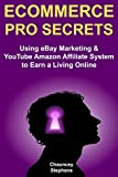 Ecommerce Pro Secrets (How to Sell Products Online 2018): Using eBay Marketing & YouTube Amazon Affiliate System to Earn a Living Online (English Edition)