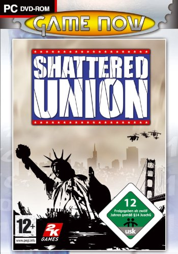 Shattered Union - Game Now - [PC]