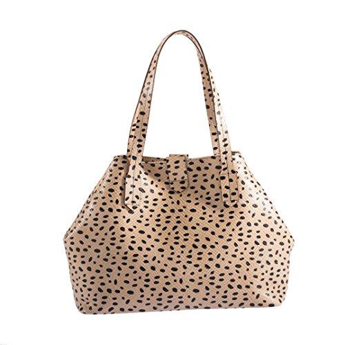 Tilla...Le Borse , sac bandoulière femme beige