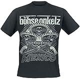 Böhse Onkelz Mexico 2014 T-Shirt schwarz M