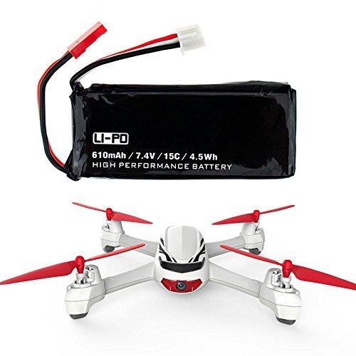 Hubsan H502E X4 Desire Pro Quadrocopter 5.8 Ghz Drohne mit 720P HD Kamera RTH-Funktion und Altitude-Hold Modus - 2