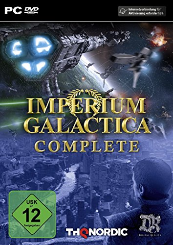 Imperium Galactica Complete Collection 1 und 2