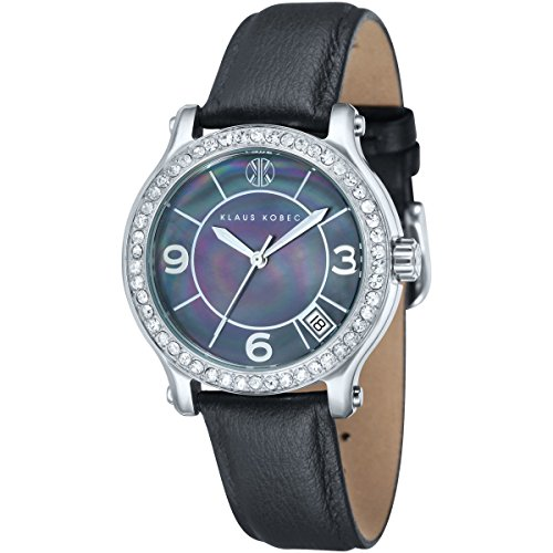 Klaus Kobec KK-10019-01 Venes Ladies Watch