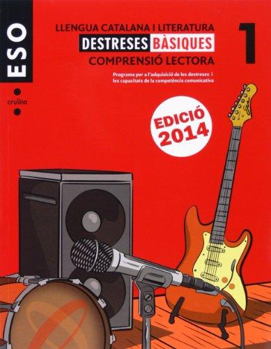 Llengua catalana i literatura. Comprensió lectora. Destreses bàsiques 1. ESO. Edició 2014 - 9788466135702 por Equip Editorial Cruïlla
