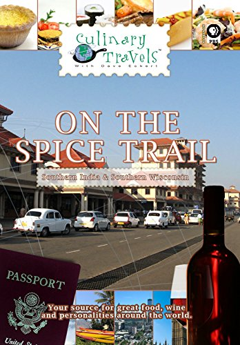 Culinary Travels - On the Spice Trail Southern India - Kikkoman Soy Sauce [OV] Line-sauce