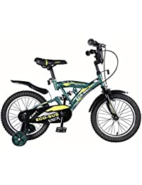 Vaux Eco-Sus Sport Kids Bicycle for Boys (16T, Green)