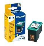 Pelikan H18 C8766EE Druckerpatrone (ersetzt HP 343) 3-farbig