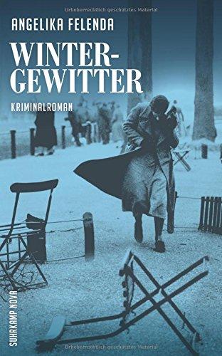 Buchseite und Rezensionen zu 'Wintergewitter: Reitmeyers zweiter Fall' von Angelika Felenda