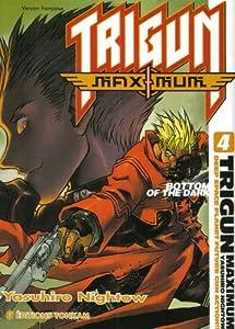 Trigun Maximum Edition simple Tome 4