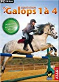 Equitation : galops 1 a 4