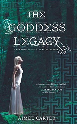 The Goddess Legacy (The Goddess Test)