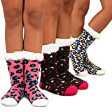 TeeHee Socks Women's Sock Slippers
