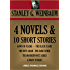 4 NOVELS &  10 SHORT STORIES (DAWN OF FLAME, THE BLACK FLAME, THE NEW ADAM, THE DARK OTHER, THE MANDERPOOTZ SERIES AND MANY OTHERS (Timeless Wisdom Collection Book 2126)
