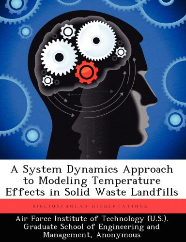 A System Dynamics Approach to Modeling Temperature Effects in Solid Waste Landfills
