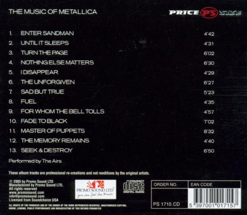 Music-of-Metallica