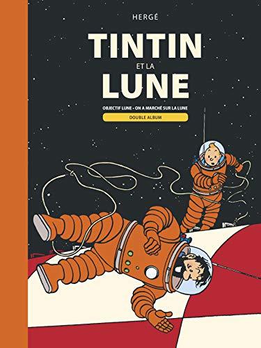 Les Aventures de Tintin - Tintin et la lune : Objectif lune et On a marché sur la lune