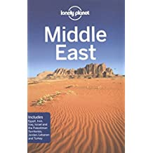 Lonely Planet Middle East Country Guide