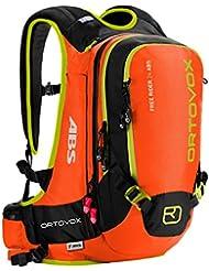 Ortovox Free Rider Mochila, Naranja (Crazy Orange), 18 L
