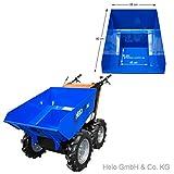 Motorschubkarre Helo HML 250-N - 3