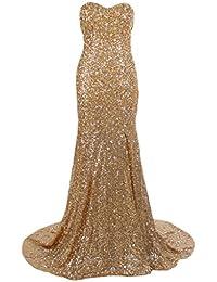 sunvary Lujo Sweetheart Cuello Plus tamaño vestido de novia Pageant Fiesta Vestidos de Fiesta