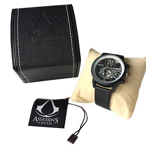 Assassin's Creed Luxusuhr mit Geschenkbox