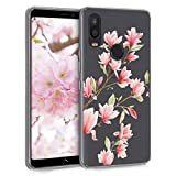 kwmobile TPU Silicone Case for bq Aquaris X2 / X2 Pro -