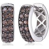 s.Oliver Damen-Creolen Silber 925 401203