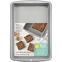 Wilton Recipe Right Rectangle Deep Cake Tin, 33cm x 22.9cm (13in x 9in)